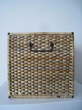 IKEA Box ALKOV Seegras Korb Expedit 32x34x32 cm