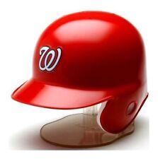 WASHINGTON NATIONALS  MLB Baseball Team Logo Riddell Mini Batting Helmet