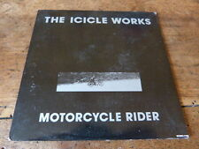 THE ICICLE WORKS - CD 4 titres / 4 track CD !!! MOTORCYCLE RIDER !!!