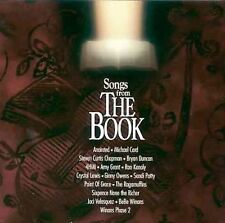 Songs from the Book by Various Artists CD Word Distribution NewSealed Christian