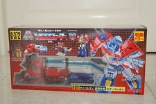 Transformers G1 Optimus Prime Star Convoy with Rodimus C-372 Takara MISB !!!!!!!