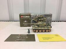 CFM  Corgi 1/60 66501 German Tiger MK1 Tank    O Scale