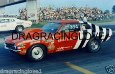 "Barrie Poole ""Sandy Elliot"" 1971 Mercury Comet Pro Stocker PHOTO!"