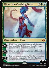 Foil Kiora, the Crashing Wave, Duel Decks: Elspeth vs. Kiora