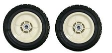 HONDA Lawn Mower FRONT Wheel Set (2)  HR194 HR195 HR  HRA 214 215 216 HRM HRS 21