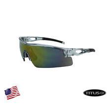 2015 Titus Z87+ Shooting Range Safety Eye Protection Eyewear Mirrored Tactical