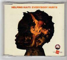 (HC260) Helping Haiti, Everybody Hurts - 2010 CD