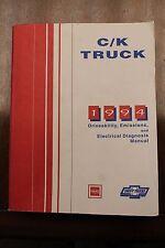 1994 Chevrolet-GMC C-K Truck SERVICE Manual