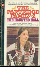 THE PARTRIDGE FAMILY #2 Haunted Hall by Michael Avallone (1970) Curtis pb 1st