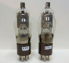 1 pair (2 pcs)  STC 4310A =~ WE310A driver tubes made in England