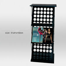 A3 PORTABLE FOLDING EXHIBITION BROCHURE DISPLAY STAND WITH TABLE SURFACE