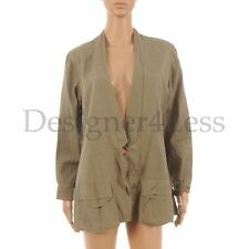 TWENTY8TWELVE Jacket Khaki Green Loose Fit Size 38 / UK 10 SW 326