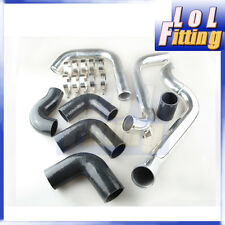 Uprated FMIC Hard Pipework Kit for 1.9 TDi 8v ARL PD150 Golf MK4 / Bora