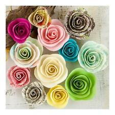 Prima - Garden Fable - Mulberry Paper Flowers - PERENNIAL