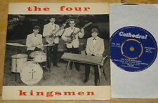 "THE FOUR KINGSMEN ~ UK CATHEDRAL 7"" EP 1964 ~ XIAN MOD BEAT ~ TOP COPY"