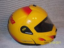 Ski Doo Modular Snowmobile Helmet