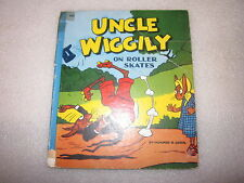 1940 Uncle Wiggily On Roller Skates book by Howard R. Garis