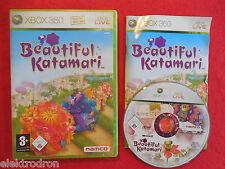 Beautiful Katamari-Microsoft Xbox 360 ~ PAL ~ 3+ Acción/Juego de Puzzle