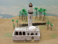 28MM MOSQUE - COLONIAL TO PRESENT DAY - PAINTED TO COLLECTOR'S STANDARD