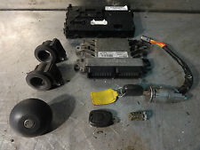 RENAULT CLIO 2000-2005 172 2.0 ECU KIT SET + Immobiliser 8200326745 chiave