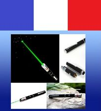 Pointeur LASER VERT MILITAIRE Visible JUSQU'A 5kms NEUF green - 1mW pointer