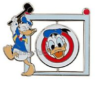 Disney LE 500 Pin DONALD DUCK SPINNER MICKEY MOUSE CLUB TV Mickey Ear Hat