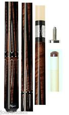 New Players AC20 Acid Series Pool Cue AC-20 Tiger Maple FREE CASE & JT CAPS