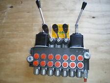 Steuerventil Hydraulikventil 50 liter Rückewagen Hydraulik Steuergerät Forstkran