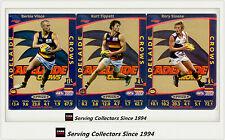 2012 AFL Teamcoach Trading Cards Prize Team set Adelaide (3)