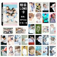 Kpop SEVENTEEN Collective Personal Photo Picture Poster Lomo Card 30pcs set