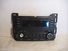 2004 Chevrolet Malibu Radio Cd UN0 Face Plate 15806594 C47967