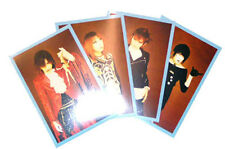 "kagerou 蜉蝣 JAPAN Visual Kei Rock Music Postcard Set #1 (4 pcs) Gothic Punk 6""x4"""