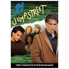 21 Jump Street - The Complete Fourth Season by Johnny Depp, Dustin Nguyen, Pete