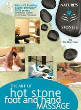 Hot Stone Massage Manicure Pedicure Spa Therapy Video On DVD - Digital Manual