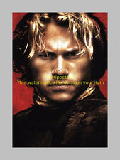 """A KNIGHT'S TALE PP SIGNED 12""""X8"""" POSTER HEATH LEDGER"""