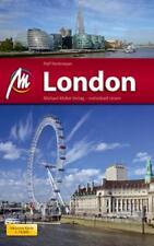 Reiseführer LONDON Ausgabe 2013/14 Michael Müller Verlag 9783899537659 Stadtplan