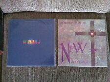 SIMPLE MINDS - JOB LOT LOTE 2 X LP VINYL COLECCION VINILOS - ORIG PRESS