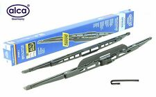"Saab 9-3 2003-2007 front windscreen wiper blades with spoiler 22"" 22"""
