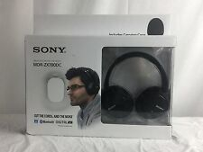Sony MDR-ZX780DC Bluetooth and Noise Canceling Wireless Headphones - New