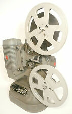 """8mm DeJUR """"PROP"""" PROJECTOR clean non-working for MOVIE ROOMS, display, PLAYS"""