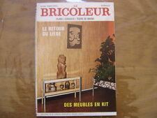 1971 LE BRICOLEUR plans conseils bricole et brocante SOMMAIRE EN PHOTO n° 69