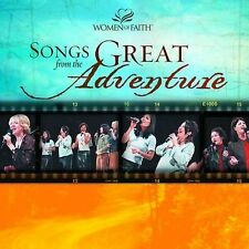 Women of Faith: Songs from the Great Adventure by Women of Faith (CD,...