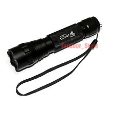 1pcs UltraFire Tactical 501B CREE XM-L T6 LED 800Lumen 5Mode Flashlight Torch