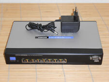 Cisco Linksys SRW208-EU Small Business Managed Switch