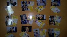 EXO GROWL(A)  PHOTO CARD #36 - ALL Total 24 Sheet - fanmade, glossy, sm - yg