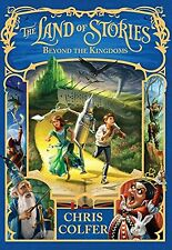 The Land of Stories: Beyond the Kingdoms by Chris Colfer (Hardcover) New