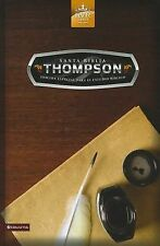 SANTA BIBLIA THOMPSON/ THOMPSON HOLY BIBLE - NEW HARDCOVER BOOK