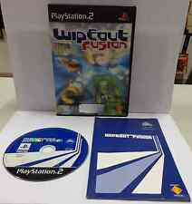 Console Game Gioco SONY Playstation 2 PS2 Play PAL ITALIANO WIPEOUT FUSION - It