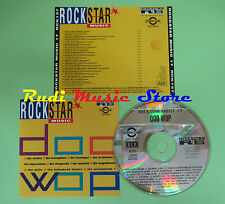 CD ROCKSTAR MUSIC 17 compilation PROMO 92 DELLS HOLLYWOOD FLAMES ORIOLES (C16*)
