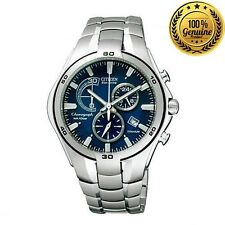 Citizen ALTERNA VO10-5993F Eco-Drive Chronograph Titanium 100% Genuine JAPAN